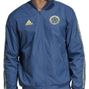 Adidas Colombia FCF Home Soccer Jacket